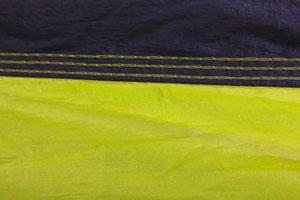 Парашютный шёлк green THS-03