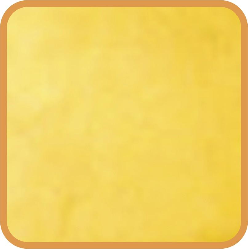 Экокожа жёлтый