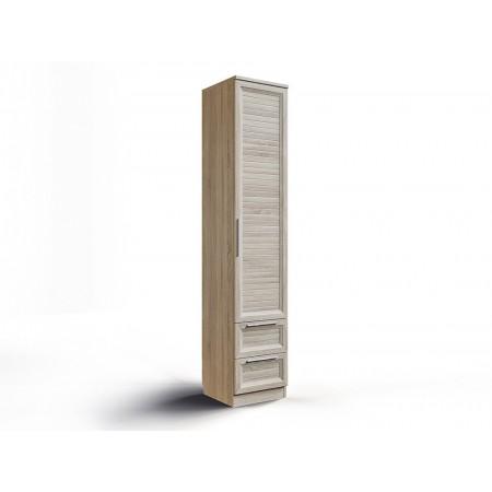 Шкаф Шервуд с ящиками и дверью Ш-04