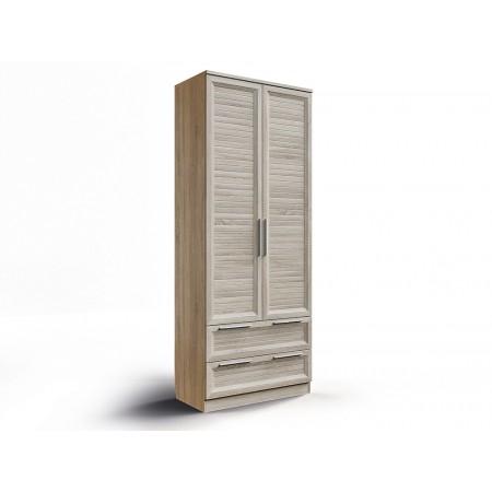Шкаф Шервуд с ящиками и дверьми Ш-12
