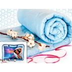 Одеяло «Blu Ocean» летнее