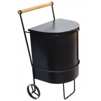 Контейнер для сжигания мусора большой