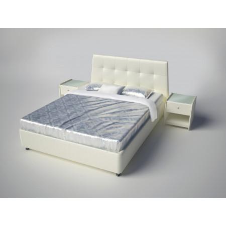 Мягкая интерьерная кровать AmeLia
