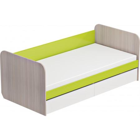 Детская кровать низкая БЕБИ БУМ