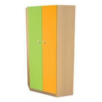 Угловой шкаф, Выше радуги