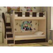Двухъярусная кровать Фаворит