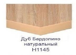 Дуб бардолино натуральный Н1145