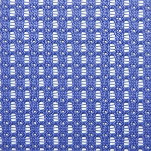 Сетчатый акрил голубой