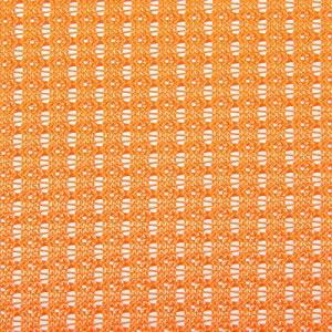 Сетчатый акрил оранжевый